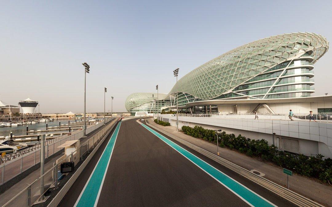 Abu Dhabi Grand Prix Track Hotel